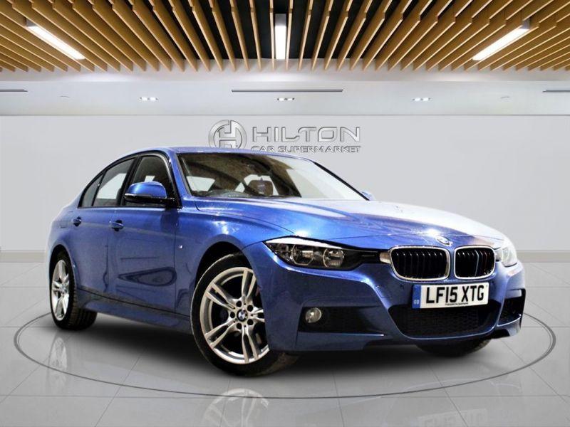 2015 BMW 3 Series 3.0 335D Xdrive M Sport 4dr