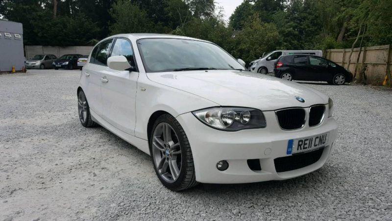 2011 BMW 118D 2.0 M Sport