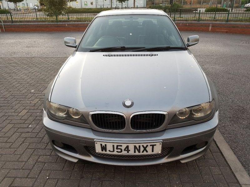 2004 BMW 320cd M Sport 2.0 E46