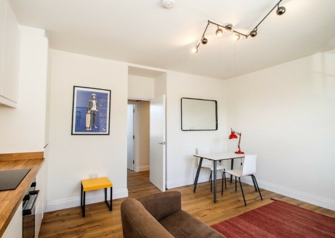 Gorgeous Recently Refurbished One Bedroom Apartment