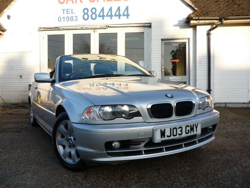 2003 BMW 318ci 2.0 2dr