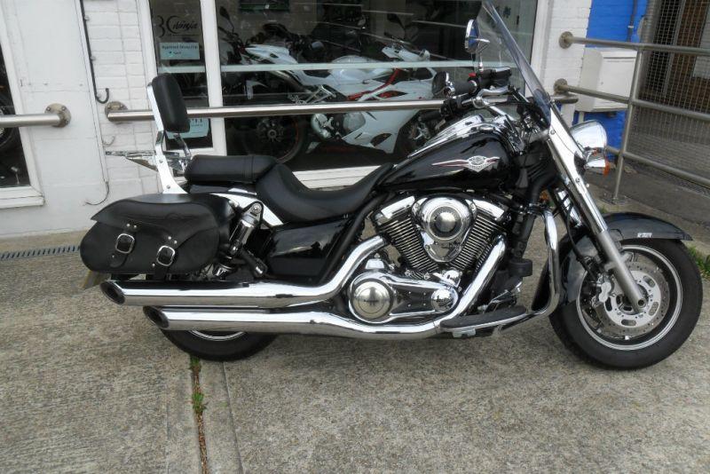 2014 Kawasaki VN1700 Custom