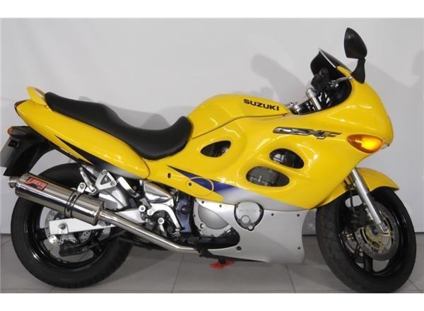 2003 Suzuki GSX600 FK