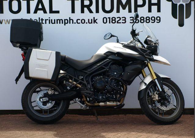 2013 Triumph Tiger
