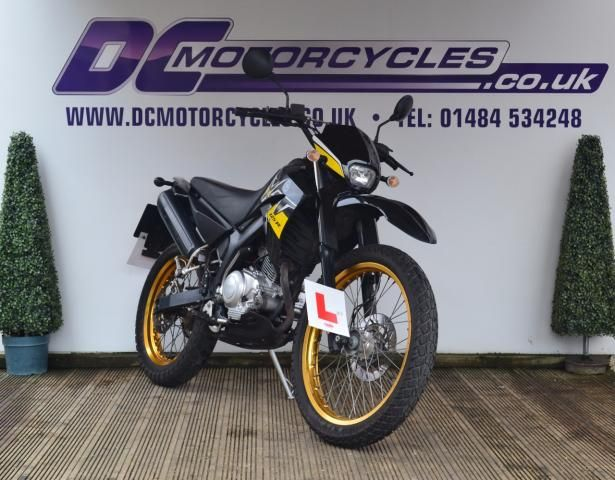 2010 Yamaha XT 125 R