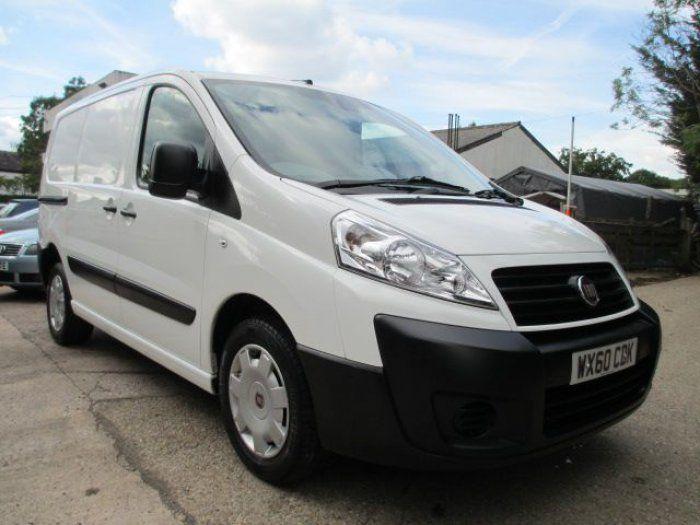 2010 Fiat Scudo 10Q 1.6 Multijet 90 H1 Comfort Van