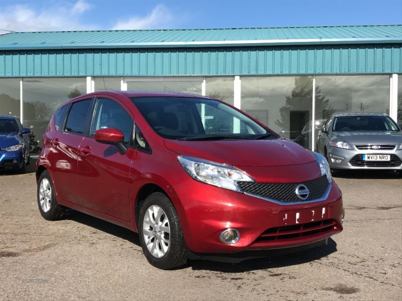 2014 Nissan Note 1.2
