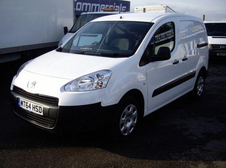 2014 Peugeot Partner HDi