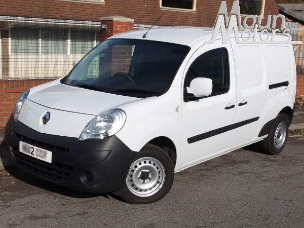 2012 Renault Kangoo Maxi LL21 1.5 dCi