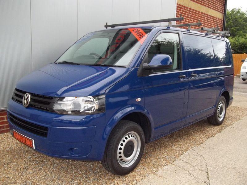 2011 Volkswagen Transporter T28 2.0