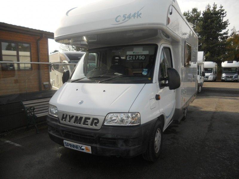 2004 Hymer C544
