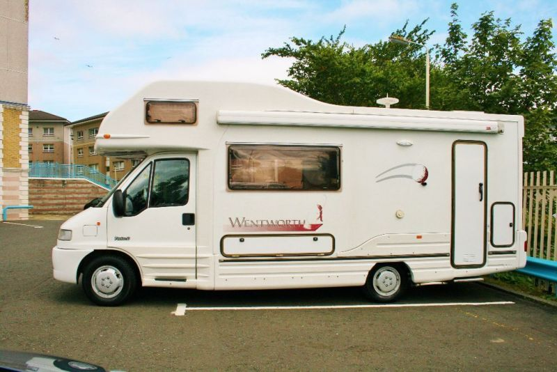 2001 Autocruise Wentworth Coachbuilt Motorhome