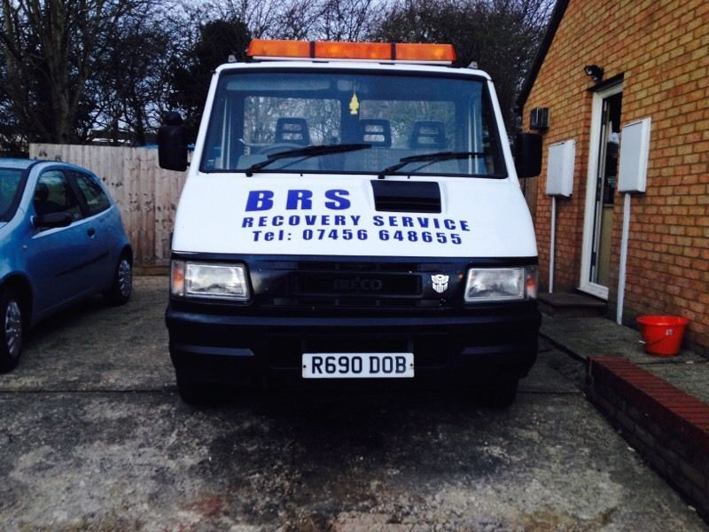 1994 Iveco recovery truck 2.8 turbo diesel