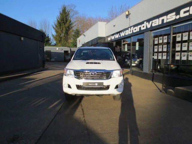2014 Toyota Hi-lux Active 2.5D-4D