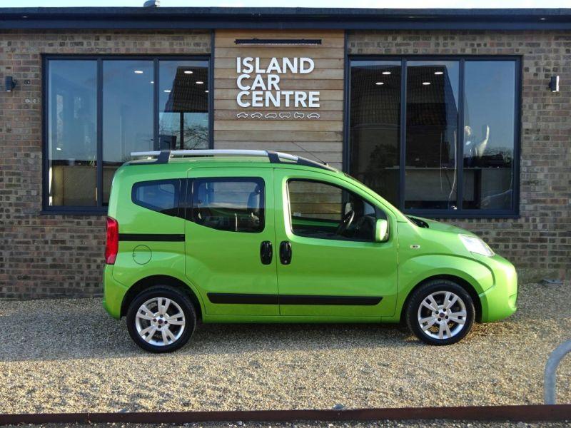 2010 Fiat Qubo 1.3 5dr