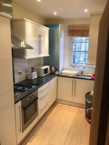 Nicolson Street Apartment Double Rooms