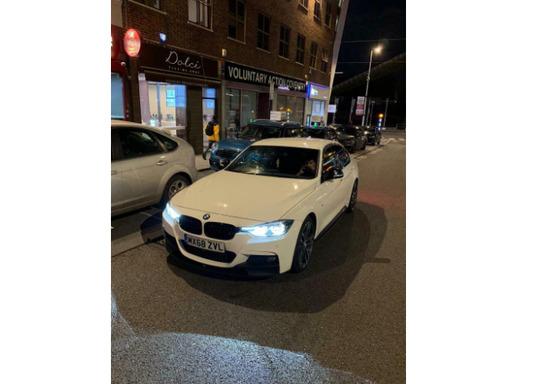 2018 BMW 335d 3.0