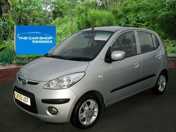 2009 Hyundai i10 1.2 5dr